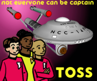 TOSS ad