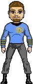 Fleet Captain J. Winter, M.D. - Starfleet Headquarters