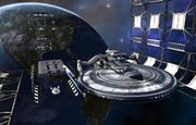 Star Trek- On the Line
