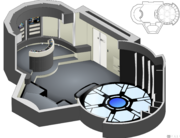 Prometheus class transporter room