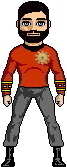 Captain A. Rice - Starbase 134