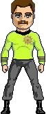 Commander A. Yates - Starbase 7