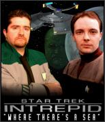 Star Trek Intrepid Where There's a Sea