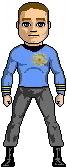 Commander F. Long, M.D. - Starbase 7