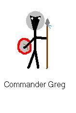 Commander Greg