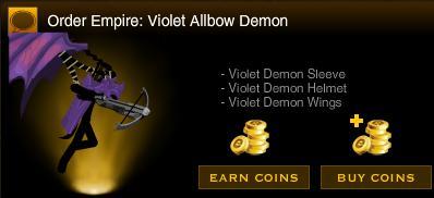 Violet Albow Demon