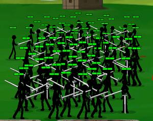 Army of swordwraths
