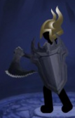 Juggerknight Viking Helm
