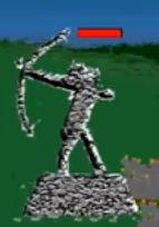 Old Archidon statue