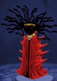 Red Thorn Medusa