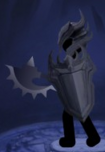 Juggerknight Spiked Axe