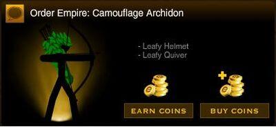 Camouflage Archidon