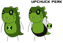 Upchuck perk