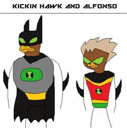 Kickin hawk ems