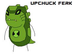 Upchuck ferk