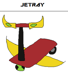 Jetray ems