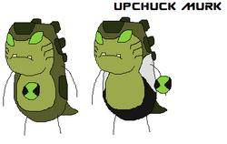 Upchuck murk