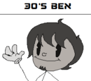 30's Cartoon Ben