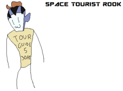 Rook space tourist
