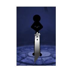 Swordwrath with Buster Sword
