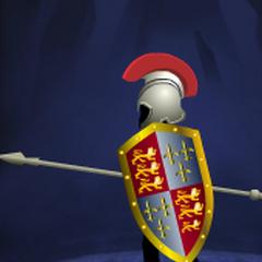 Medieval Shield(17th shield)