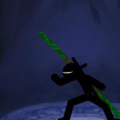 2nd Shadowrath staff