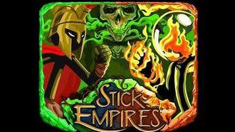 Stick Empires Theme - Main Menu