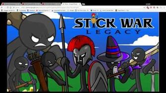 "Stick War Legacy ""Trumpets of Inamorta"" music"