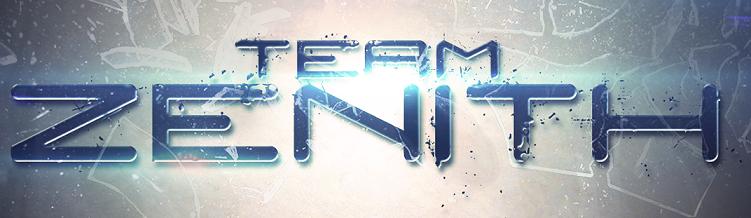 Team Zenith Banner