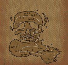 Original Inamorta Map