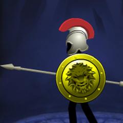 Lion Faced Shield(15th shield)