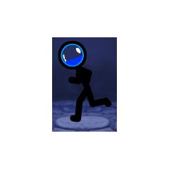 The default elemental sphere of Water.