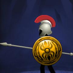 Golden-Bronze Shield(7th shield)
