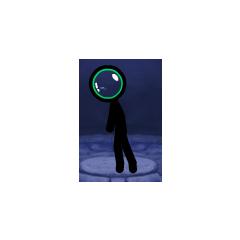 The default elemental sphere of Air.