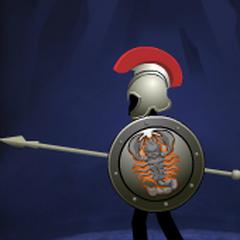 Scorpion Shield(3rd shield)