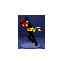 The second elemental sphere of Fire.