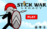 Stick War Legacy Menu