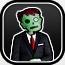 Corporate zombie icon