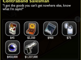 The Contraband Salesman