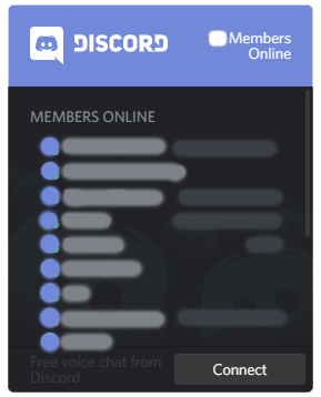 Discord-widget-placeholder