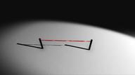 Trapdoor-laser 1