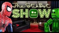 The Stikbot Show 🎬 - The one with Spider-Man