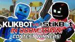 KlikBot vs Stikbot in Doom Town - FINISH THE ENDING -2 (Contest Winner Revealed)