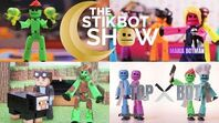 The Stikbot Show 🎬 - The Greatest Moments of 2017
