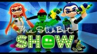 The Stikbot Show 🎬 - The one with Splatoon's Inklings