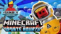 Stikbot Gaming 🌊 - Minecraft (Update Aquatic)