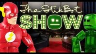 The Stikbot Show 🎬 - The one with The Flash
