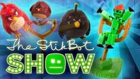The Stikbot Show 🎬 - The one with The Angry Birds