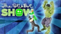 The Stikbot Show 🎬 - The one with The Incredible Hulk and..