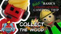 Baldi's Basics - Stikbot Gaming (Let's Go Camping!!!)